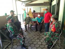 Sinergitas Polsek, Koramil & Kecamatan Gedongtengen Tiada Henti