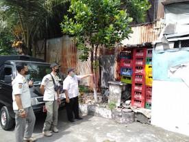 Gerobak Mangkrak di Kampung Sitisewu, Dapat Dibongkar Warga Secara Mandiri