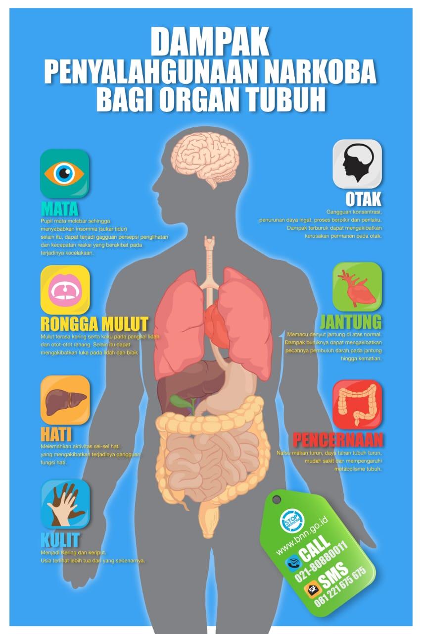 Pencegahan Pemberantasan Penyalahgunaan Peredaran Gelap Narkoba (P4GN)